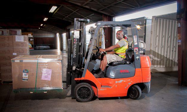 Position: Forklift Operator